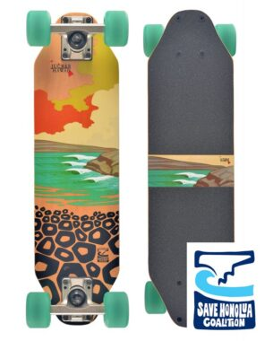 JUCKER-HAWAII-Mini-Cruiser-WOODY-BOARD-PONO