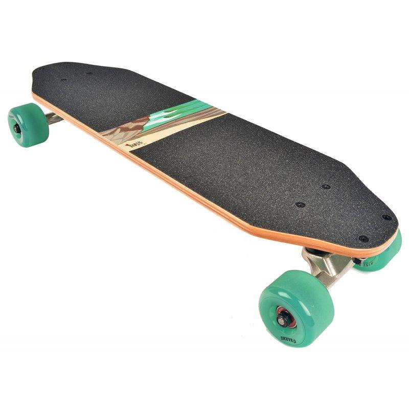mini cruiser short long board
