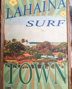 Lahaina-Surf-Town