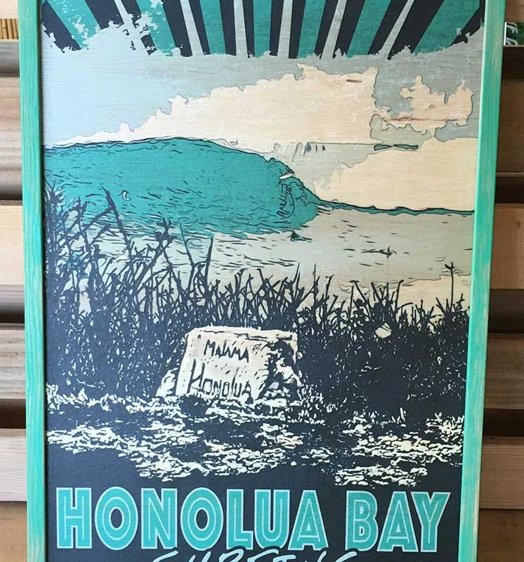 honolua-bay-vintage-poster