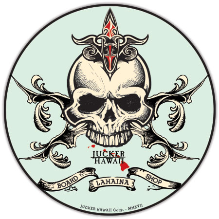 Skull-Sticker